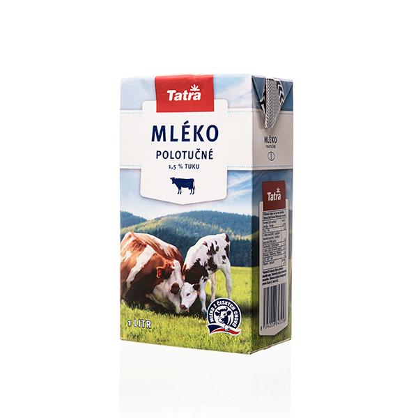 Half-cream milk
