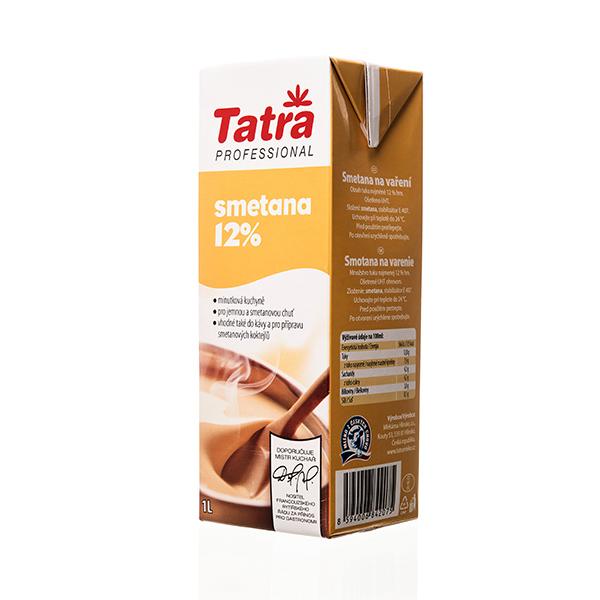 Cream Tatra 12%