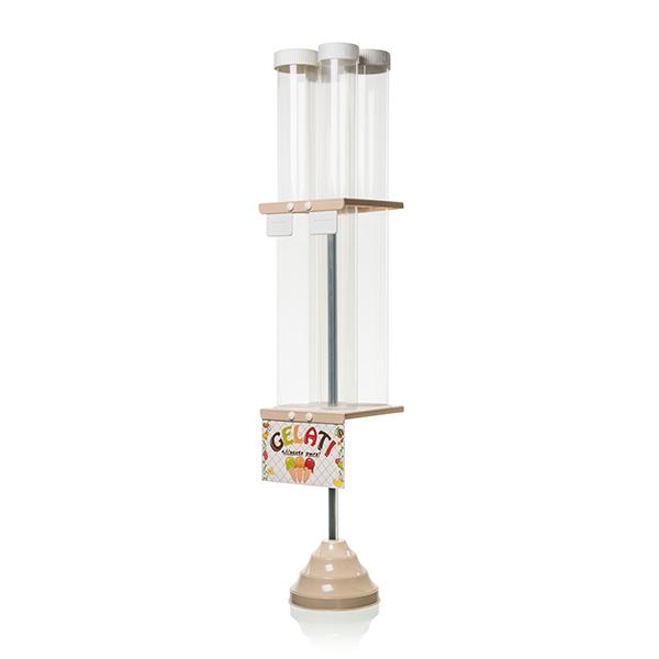 Ice cream cone dispenser