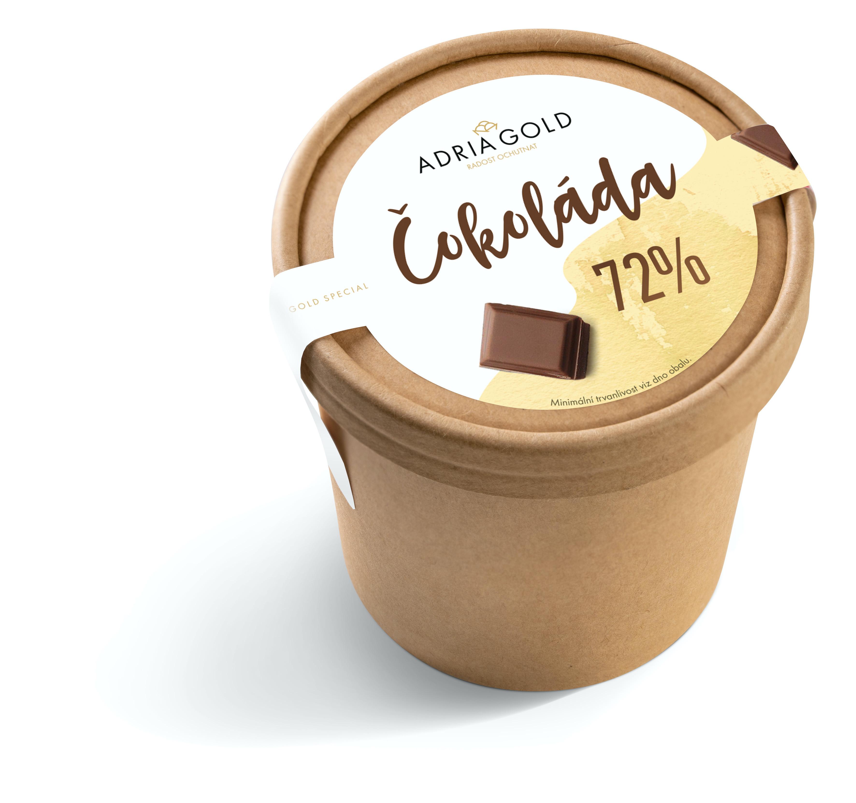 Chocolate 72 %