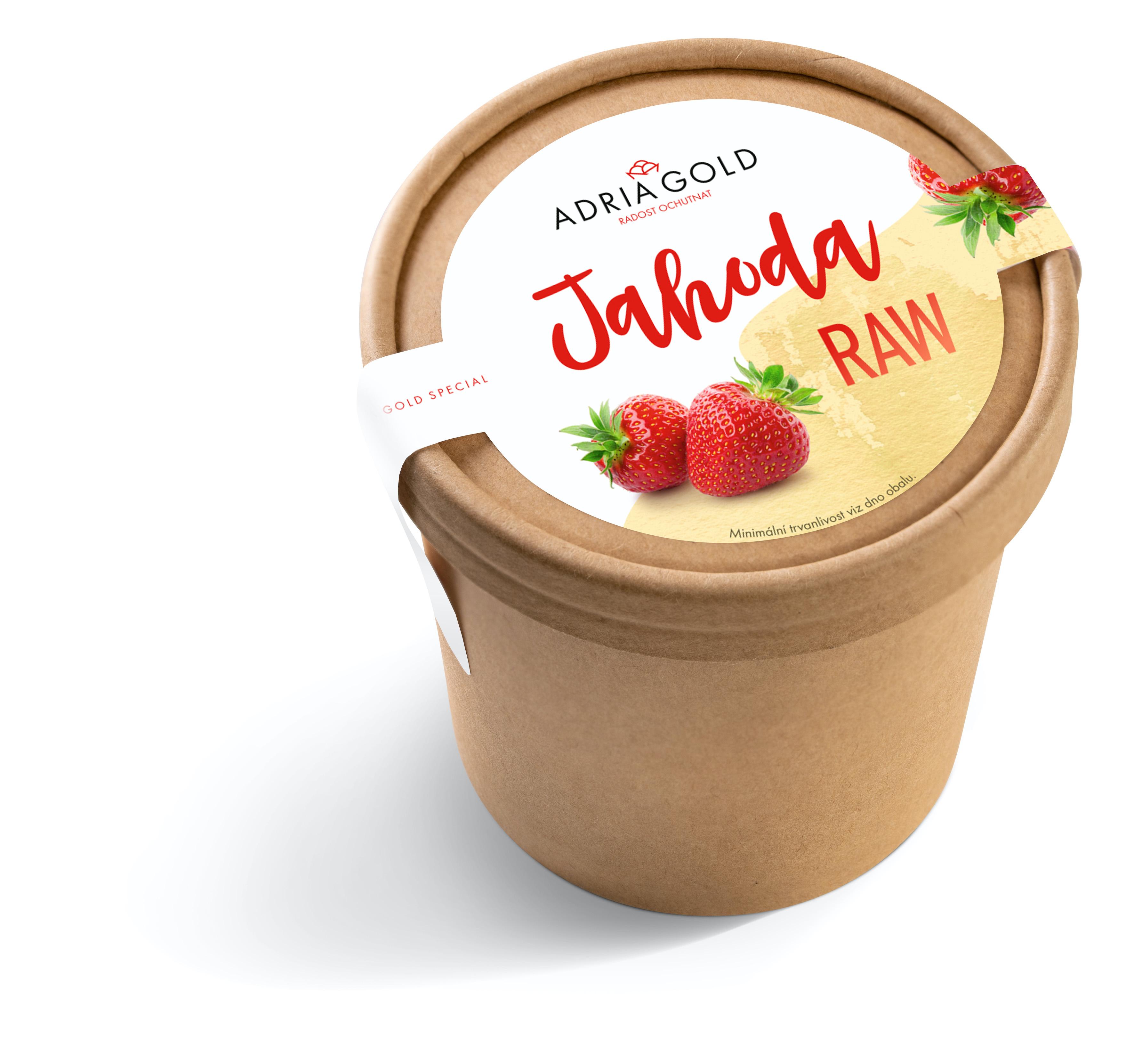 Strawberry RAW